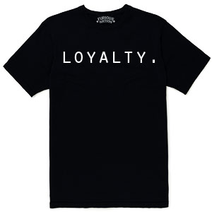 CAMISETA LOYALTY